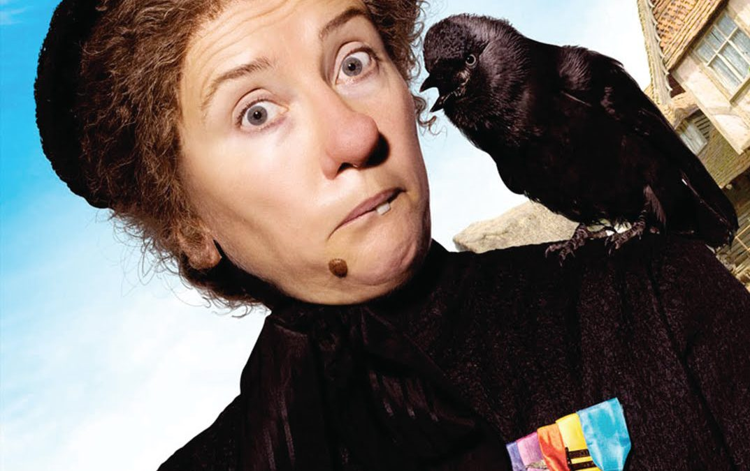 Nanny McPhee and the Magic of Moving On
